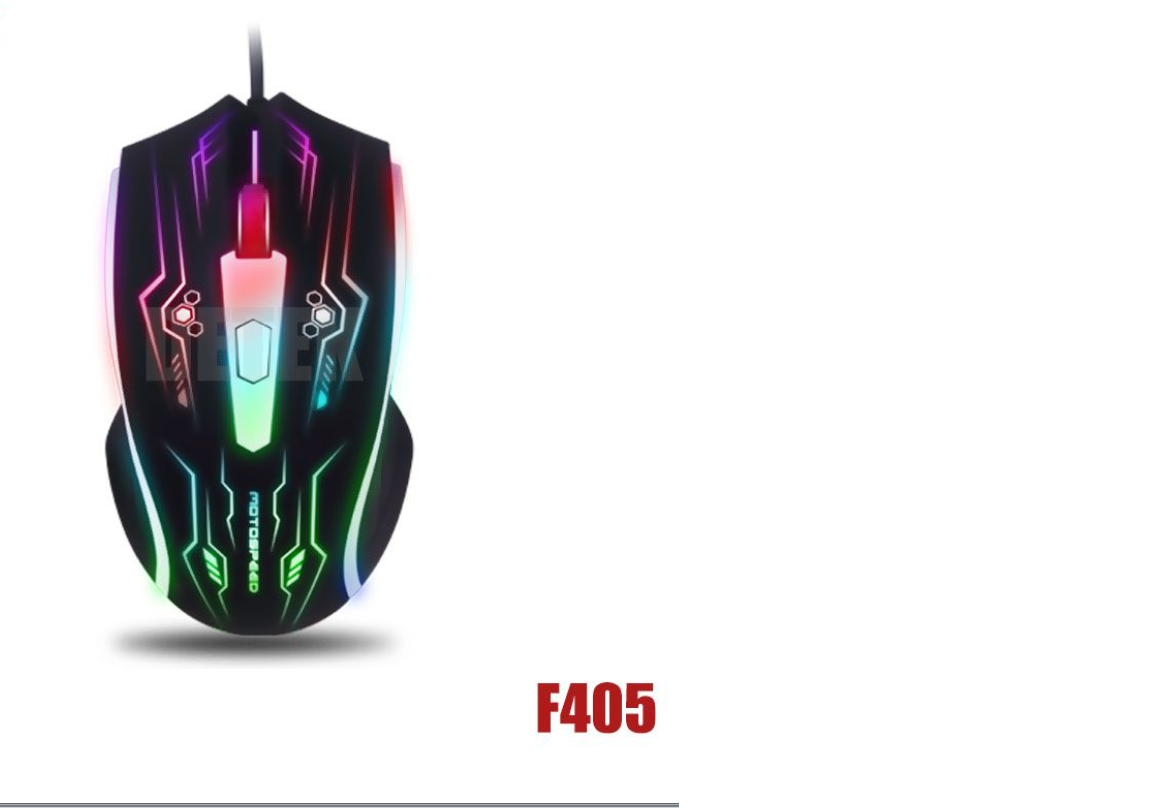 CHUỘT F405 OPTICAL GAMING MOUSE